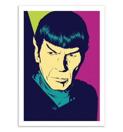 Spock Logic - Vee Ladwa