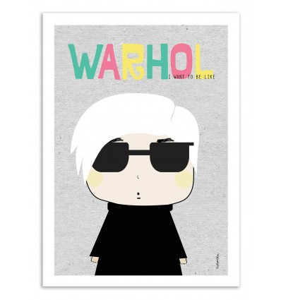 Andy Warhol - Ninasilla