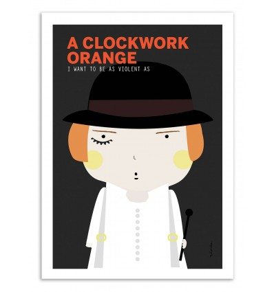 clockwork orange - Ninasilla