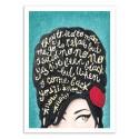 Art-Poster - rehab - Nour Tohme