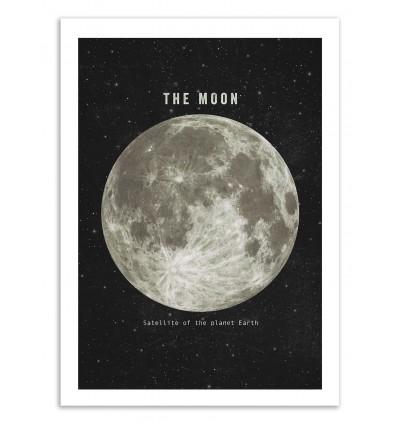 The moon - Terry Fan