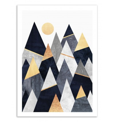 Fancy Mountains - Elisabeth Fredriksson
