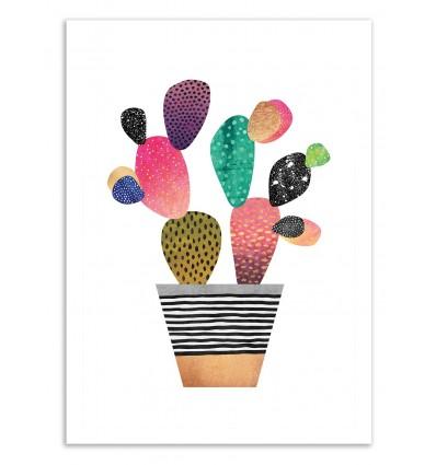 Happy Cactus - Elisabeth Fredriksson