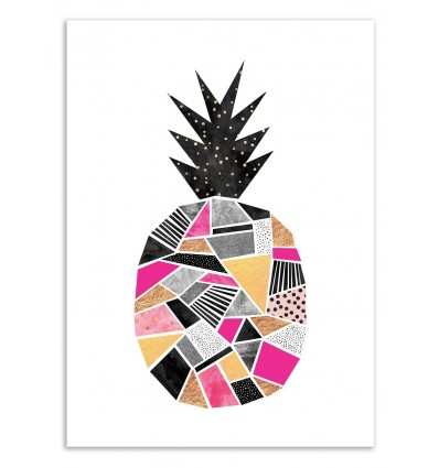 Pretty Pineapple - Elisabeth Fredriksson