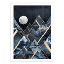Art-Poster - Smocky Mountains - Elisabeth Fredriksson