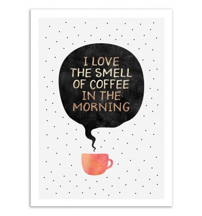 The smell of coffee - Elisabeth Fredriksson
