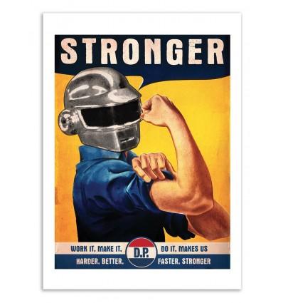 Stronger - David Redon