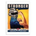 Art-Poster - Stronger - David Redon