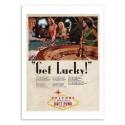 Art-Poster 50 x 70 cm - Get Lucky - David Redon
