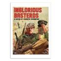Art-Poster 50 x 70 cm - Inglorious Basterds - David Redon