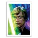 Art-Poster - Luke Skywalker - Liam Brazier