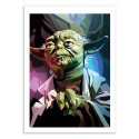 Art-Poster - Yoda - Liam Brazier
