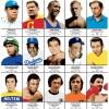 Art-Poster - Legends of Sports History - Olivier Bourdereau