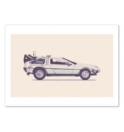 Delorean - Florent Bodart