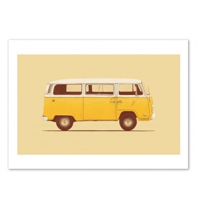 Yellow Van - Florent Bodart