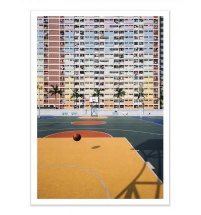 Art-Poster - Rainbow - Kevin Jiang
