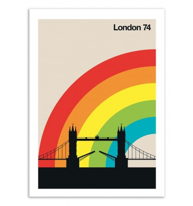 London 74 - Bo Lundberg