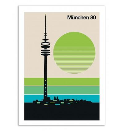 Munchen 80 - Bo Lundberg
