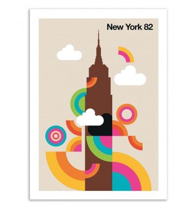 New York 82 - Bo Lundberg