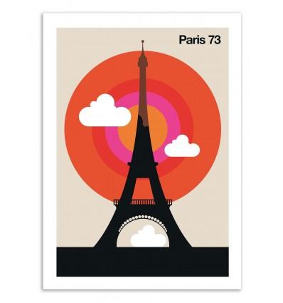 Paris 73 - Bo Lundberg