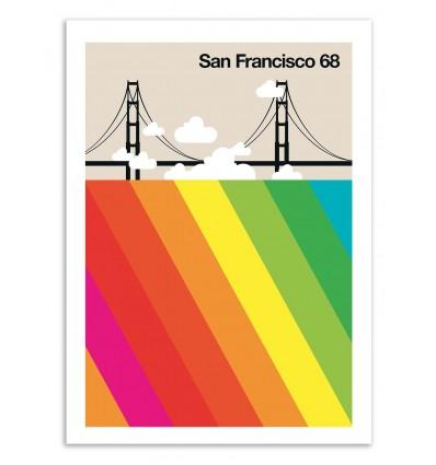 San Francisco 68 - Bo Lundberg
