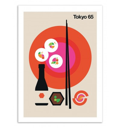 Tokyo 65 - Bo Lundberg