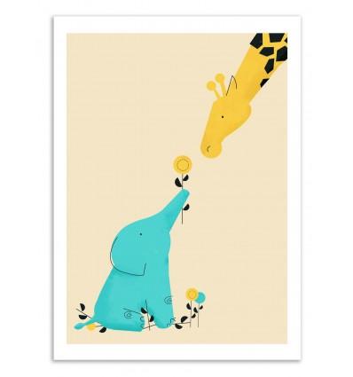 Baby Elephant - Jay Fleck