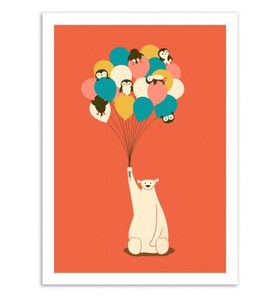 Penguin Bouquet - Jay Fleck