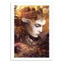 Art-Poster 50 x 70 cm - Autumn - Alex Tooth