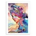 Art-Poster 50 x 70 cm - Summer - Alex Tooth