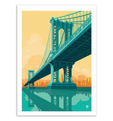 Manhattan Bridge - Remko Heemskerk