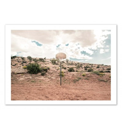 StreetBall Courts Arizona - Joe Mania