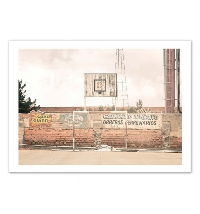 StreetBall Courts La Paz - Joe Mania