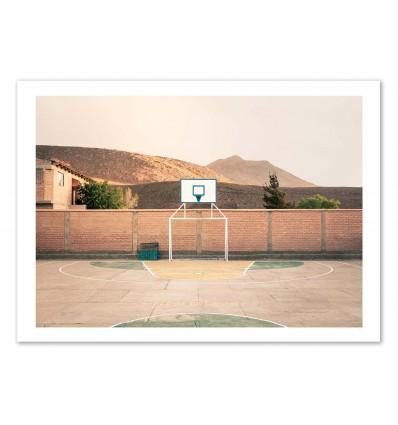 StreetBall Courts Potosi - Joe Mania