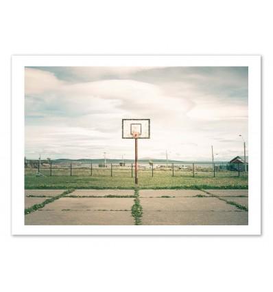 StreetBall Courts Puerto Natales - Joe Mania