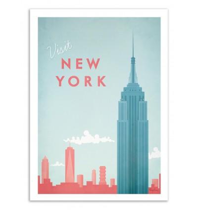 Visit New York - Henry Rivers