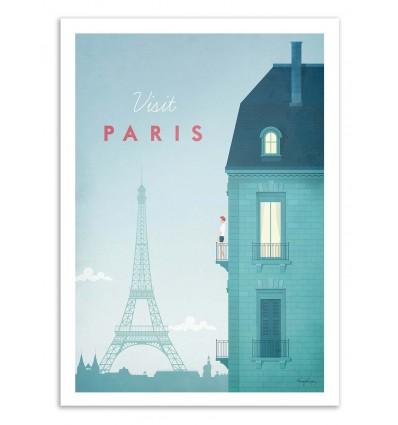 Visit Paris - Henry Rivers
