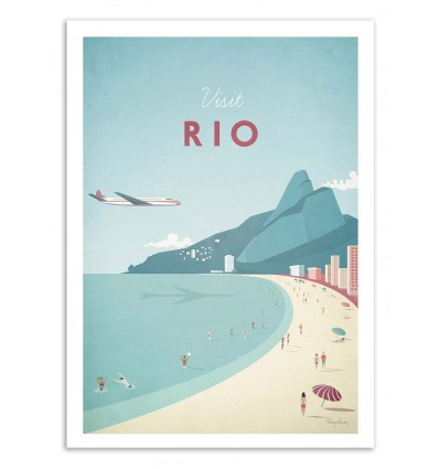 Visit Rio - Henry Rivers