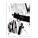 Art-Poster 50 x 70 cm - wackawacka - Giuseppe Cristiano
