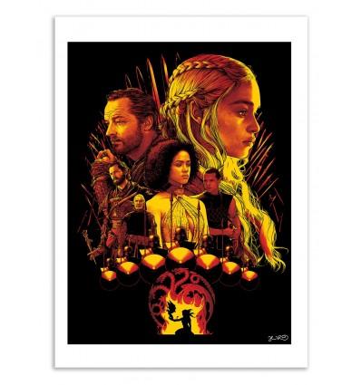 House Targaryen - Joshua Budich