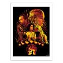 Art-Poster - House Targaryen - Joshua Budich