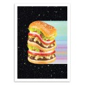 Art-Poster - Big Burger - Danny Ivan