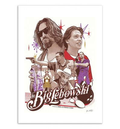 The Big Lebowski - Joshua Budich