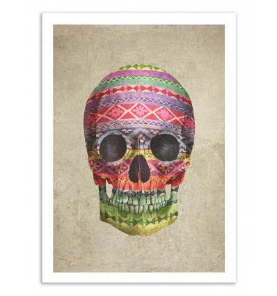 Navarro Skull - Terry Fan