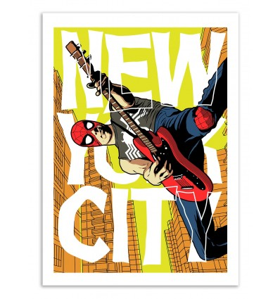 Spiderman NYC - Butcher Billy