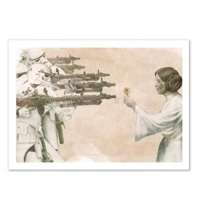 Flowers for Alderaan - Eric Fan