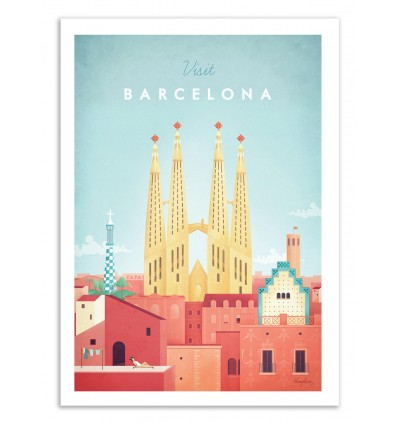 Visit Barcelona - Henry Rivers