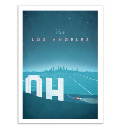 Visit Los Angeles - Henry Rivers