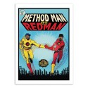Art-Poster - MethodMan Redman Comics - David Redon
