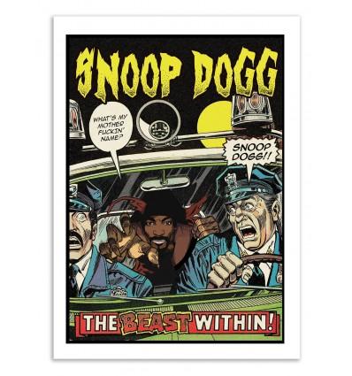 Snoop Dogg Comics - David Redon